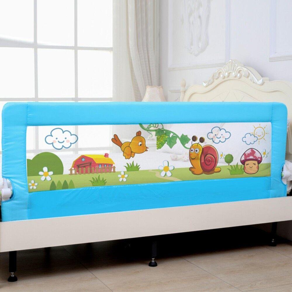 รีวิว Morestech ที่กั้นเตียง ป้องกันเด็กตกจากเตียง 1.8 เมตร