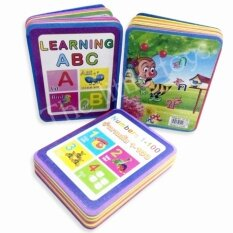 Most Lucky หนังสือโฟมหัดอ่าน เสริมพัฒนาการสำหรับเด็ก 1 ชุด 3 เล่ม By Most Lucky Store.