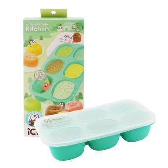 Mother's Corn ice Ecotainer Green