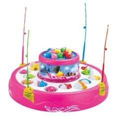 ราคา Nanny Babies เกมตกปลา Fishing Game สีชมพู เป็นต้นฉบับ