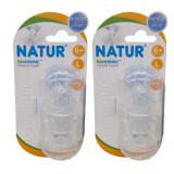 โปรโมชั่น Natur จุกนม Biomimic Size L 3อัน แพ็ค รุ่น 85187 2แพ็ค ถูก