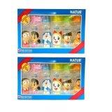 ขาย Natur Doraemon ขวดนมโดราเอม่อน Pp ทรงกลม รุ่น40025 ขนาด 8Oz จำนวน 2 แพ็ค บรรจุ 6ขวด แพ็ค ผู้ค้าส่ง
