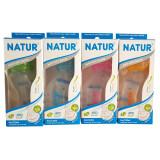Natur ขวดนมสุขภาพเนเจอร์ Pp 4 ออนซ์ แพ็ค 4 ระยอง