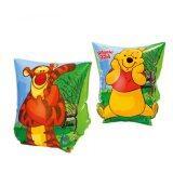 ทบทวน ที่สุด ปลอกแขน ว่ายน้ำ หมีพู 23X15 Winnie Pooh Arm Bands 2อัน Intex 56644