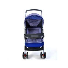 ความคิดเห็น Neonate รถเข็นปรับระดับ มีโช้คอัพ สีน้ำเงิน