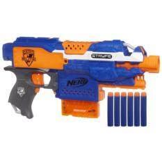 ทบทวน ปืน Nerf Motorized 6 Dart Semi Auto