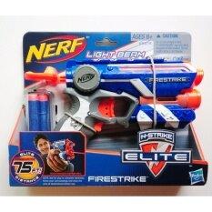 ปืน Nerf N Strike Elite Firestrike ปืนเนิร์ฟ ถูก