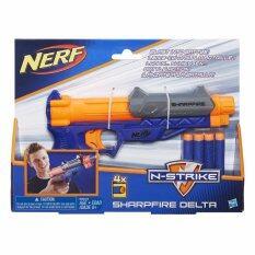 โปรโมชั่น Nerf N Strike Sharpfire Delta Blaster ถูก