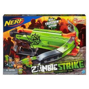 Nerf - Zombie Strike Crossfire Bow Blaster
