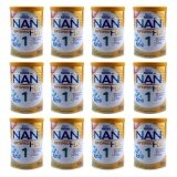 ซื้อ Nestle Nan Optipro Ha1 แนน ออพติโปร เอชเอ 1 ขนาด 400 กรัม X 12 กระป๋อง ใหม่ล่าสุด