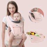 ซื้อ ใหม่ 48 เดือน Breathable หันหน้าไปทางทารก Carrier 4 ใน 1 ทารกสบายกระเป๋าเป้สะพายหลังกระเป๋าห่อเด็กจิงโจ้ ถูก จีน