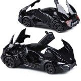 ราคา New Arrival 1 32 Fast Furious 7 Lykan Hypersport Diecast Model Car With Light Sounds Door Opening Black Unbranded Generic ออนไลน์