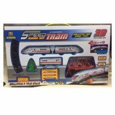 Noktoys.kt ของเล่น ชุดรถไฟฟ้า ชุดใหญ่ ต่อราง ชุดรางรถไฟฟ้า Bts Speed Train  ลดกระหน่ำวันนี้ ถูกที่สุด!! .