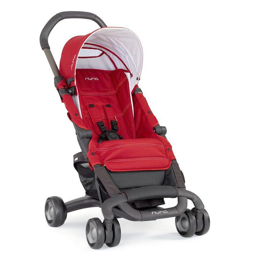ลดราคาของจริงด่วน ๆ ladylazy รถเข็นเด็กแบบนอน ladylazy รถเข็นเด็ก No.01 ปรับได้ 3 ระดับ(นั่ง/เอน/นอน) สีแดง แถมฟรี กระเป๋าอเนกประสงค์ มีของแถม ส่งฟรี