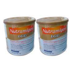 ขาย Nutramigen นูตรามิเจน แอลจีจี นมผงสูตรพิเศษสำหรับทารกที่แพ้โปรตีนนมวัว 400 กรัม แพ็ค 2 กระป๋อง ออนไลน์ ใน กรุงเทพมหานคร