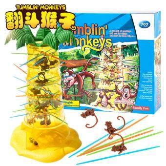 OA Baby เกมส์ลิงตกต้นไม้ (Tumbling Monkey)