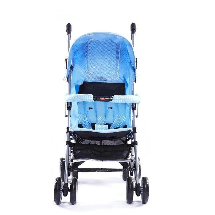 ราคาของ  OHAYOU รถเข็น รุ่น Maru Polka Dot - สีฟ้า รุ่นนี้ขายดีอันดับ 1