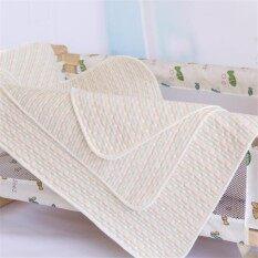 แผ่นรองนอนกันน้ำ รองฉี่  รองนอนกันฉี่ กันเปื้อน Organic ขนาด 50 X 70cm (urine Protection Pad).