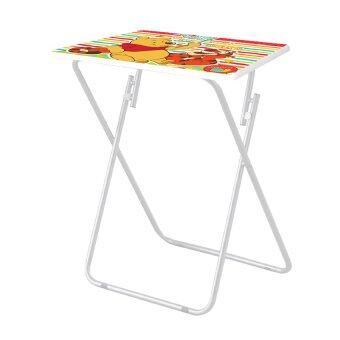 โต๊ะพับ 48 X 38 X 66 เซนติเมตร ลาย POOH
