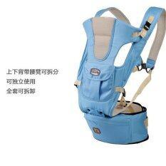 ทบทวน Outlet Baby S Carriers With Waist Stool Blue Intl