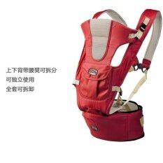 โปรโมชั่น Outlet Baby S Carriers With Waist Stool Red Intl ใน จีน