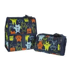 Packit กระเป๋าเก็บความเย็นที่ไม่ต้องใช้ไอซ์แพ๊ค Personal Cooler - Monster.