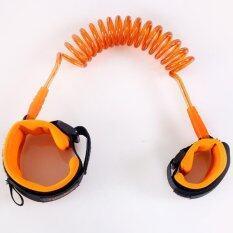 ราคา Palight 1 5M Kids Baby Anti Lost Wrist Link Elastic Harness Safety Wristband Intl เป็นต้นฉบับ