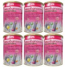 ขาย Pan Enteral อาหารทดแทน สำหรับผู้ป่วยและเด็ก ที่มีปัญหาเกี่ยวกับการย่อย และการดูดซึมอาหาร 400G 6 กระป๋อง กรุงเทพมหานคร ถูก