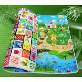 ราคา Patricks Kids Animals And Abc Playmats แผ่นรองคลาน เสื่อรองคลาน ลาย สัตว์ต่างๆ และเอบีซี ความหนา 2 ซม ขนาด 180 200 2 Cm ใหม่