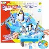 ราคา J Toys Penguin Trap Game เกมส์ทุบพื้นน้ำแข็งเพนกวิน ไซส์ใหญ่ เป็นต้นฉบับ
