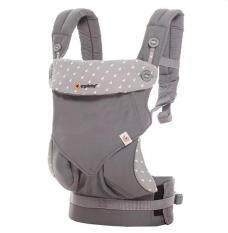 PENNY 360 สี่ตำแหน่งกระเป๋าอุ้มเด็ก Dotty สีเทา - INTL
