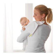 ซื้อ ผ้าขนหนูสำหรับเด็กทารก 10 ชิ้น ขาว Me Time ใหม่ล่าสุด