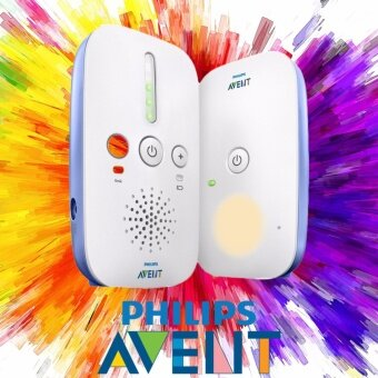 Philips AVENT DECT Baby Monitor SCD501 - intl