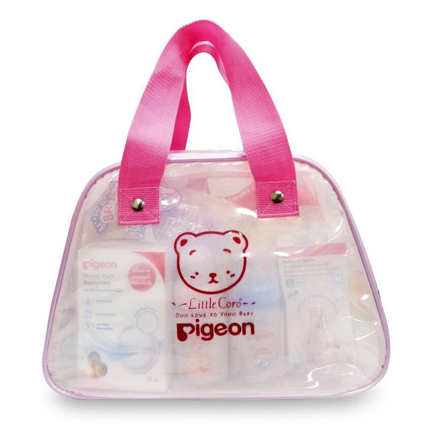 PIGEON พีเจ้น ชุดของขวัญ LITTLE PINKY CORO