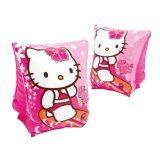 ราคา ปลอกแขน ว่ายน้ำ เฮลโลคิตตี้ Hello Kitty Arm Bands 23X15Cm 2อัน Intex 56656 ใน Thailand
