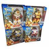 ราคา Poli ชุดรถของเล่น โพลี่ Ver 2 Unbranded Generic