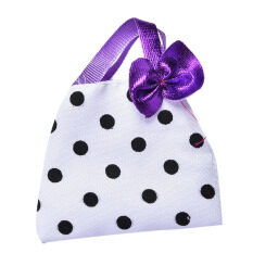 กระเป๋าลายจุดจุดสำหรับตุ๊กตาบาร์บี้เด็กของเล่นตุ๊กตาบาร์บี้ตุ๊กตาบาร์บี้-นานาชาติ.