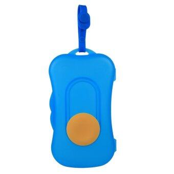 Portable Baby Kids Wipes Storage Case Box Plastic Travel Wet Wipes Holder Dispenser- #5 - intl