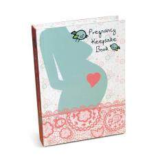 Pregnancy Keepsake Book(blue).