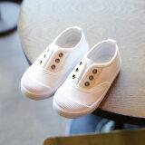 ราคา เหยียบเท้าชุดลำลองรองเท้าเด็กรองเท้าผ้าใบ Unbranded Generic ออนไลน์