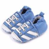 ขาย รองเท้าเด็ก รองเท้าเด็กแรกเกิด ลายรองเท้าสีฟ้า กรุงเทพมหานคร ถูก
