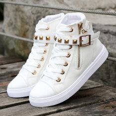 ซื้อ รองเท้าผ้าใบฤดูใบไม้ผลิและฤดูใบไม้ร่วงใหม่สาว ถูก ใน ฮ่องกง