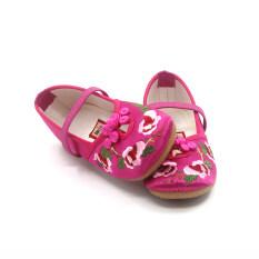 โปรโมชั่น เก่าปักกิ่งนุ่มด้านล่างนักเรียนตารางรองเท้าเด็กเด็กรองเท้าผ้า Unbranded Generic ใหม่ล่าสุด