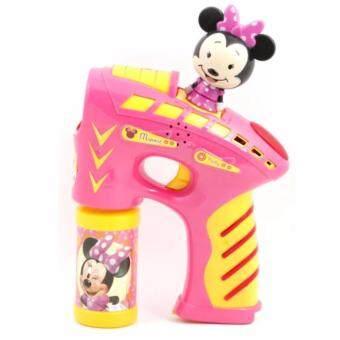 ของเล่น ปืนเป่าฟอง ลิขสิทธิ์แท้