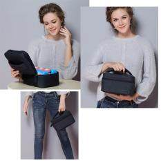 ขาย กระเป๋าเก็บอุณหภูมิ กระเป๋าเก็บความเย็น กระเป๋าเก็บความร้อน กระเป๋าเก็บนมแม่ แบบถือ สีน้ำเงิน Smartshopping ถูก