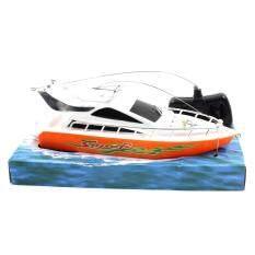 Toon World เรือบังคับรีโมท Remote Control Racing Boat เป็นต้นฉบับ