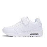 ราคา เบาะลมสีขาวด้านล่างทำงานรองเท้าชายรองเท้า Unbranded Generic ออนไลน์