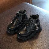 โปรโมชั่น ฤดูใบไม้ร่วงและฤดูหนาวอังกฤษบวกกำมะหยี่เด็กรองเท้าบูทสาว ถูก