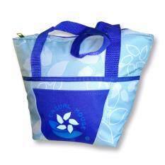 กระเป๋าเก็บความเย็นสะพายข้าง-ฟ้า.