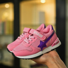 ราคา รองเท้าเกาหลีรองเท้าเด็กระบายอากาศตาข่ายเด็กชาย Other ออนไลน์